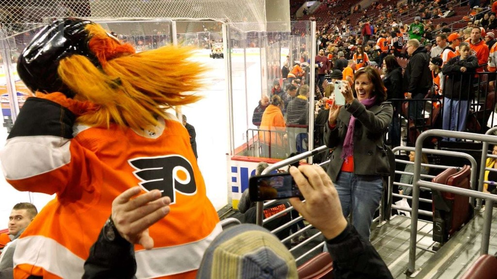 'When everything is bad in the world, Gritty is good': A Philadelphia love story