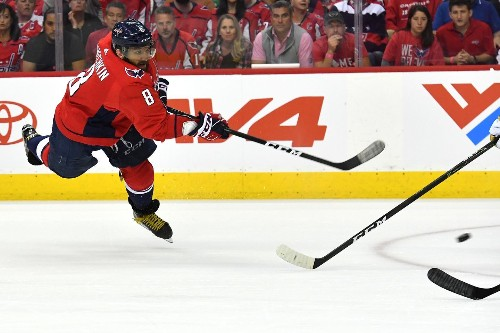 Alex Ovechkin is playing the most complete hockey of his career
