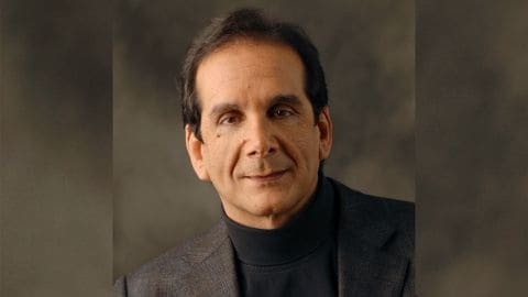 The best of Charles Krauthammer
