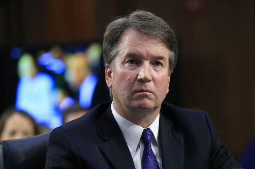 The Kavanaugh hearings were another rumbling of the volcano. And the left can't hear it.