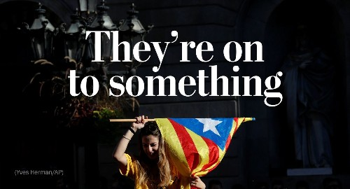 Whatever happens in Catalonia, its anger with Spain is a sign of things to come