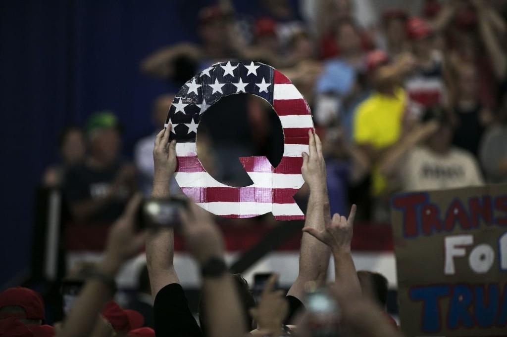 QAnon, the Conspiracy Theory Creeping Into U.S. Politics
