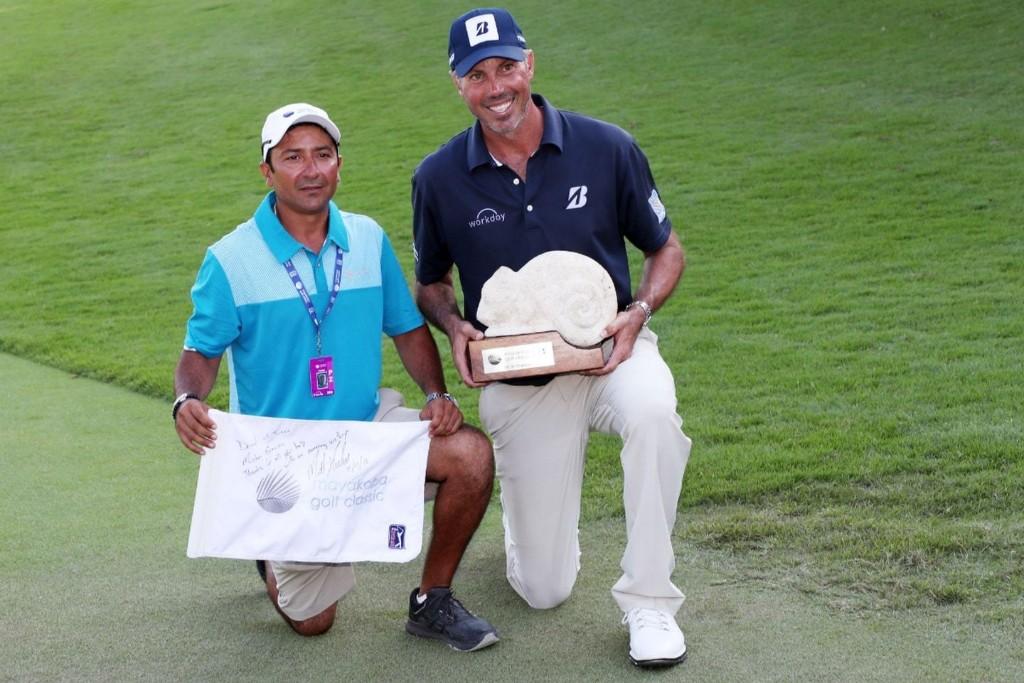 PGA Tour golfer paid 'lucky charm' caddie just $5,000 after winning $1 million-plus purse