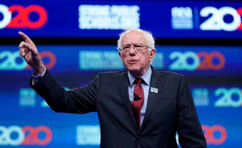 Bernie Sanders: The straightest path to racial equality is through the one percent