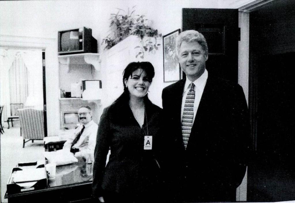 Clinton - Magazine cover
