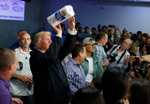 Trump's plan to take money from Puerto Rico to build the wall could come back to bite him