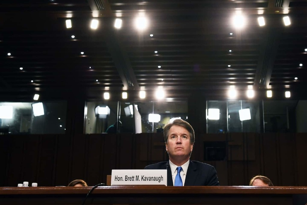Turbulent confirmation hearings don't change how Americans view the Supreme Court