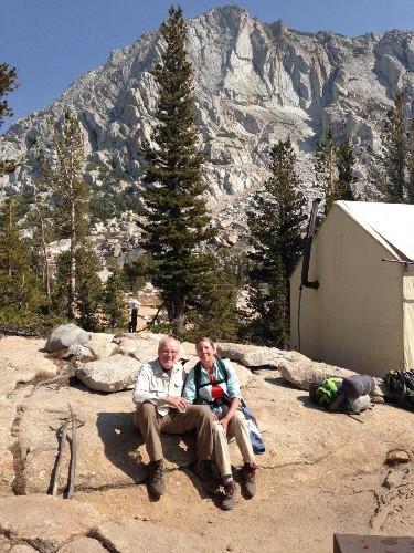 Exploring Yosemite National Park's backcountry