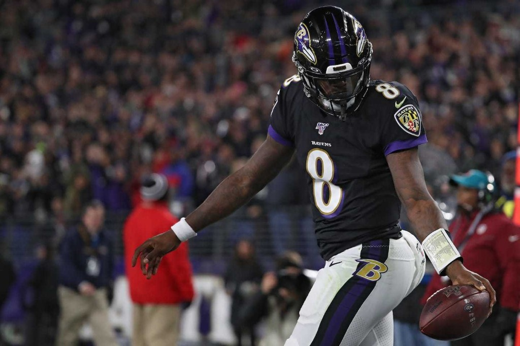 How Lamar Jackson solved Bill Belichick's defense — and made his MVP case