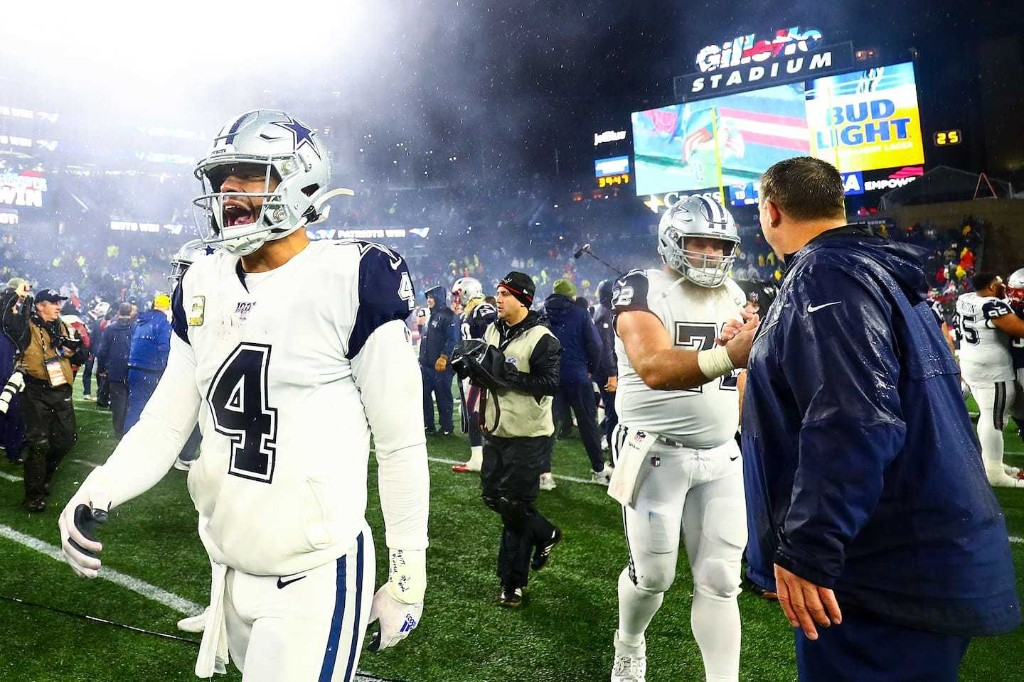 What to know from NFL Week 12: Cowboys squander a chance, and the AFC playoffs get messy