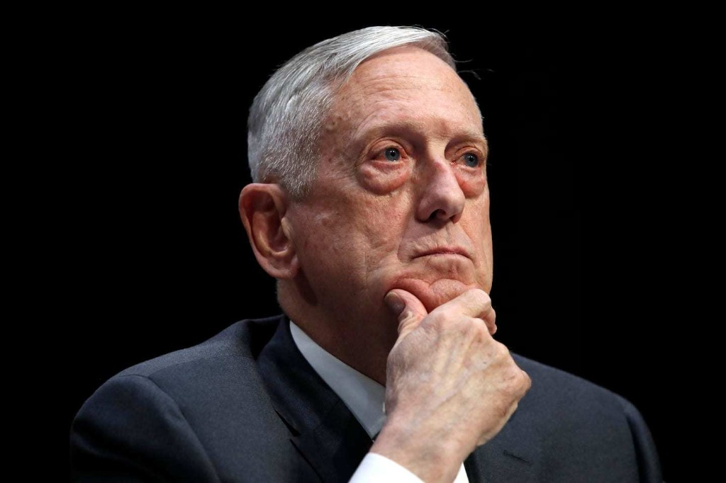 Mattis on the 'Afghanistan Papers': 'We probably weren't that good' at nation-building