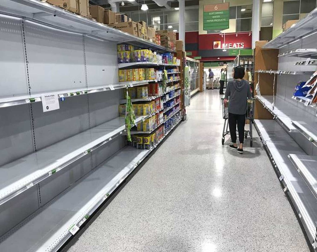 Power Up: FDA says 'the food supply in this country is safe' despite empty grocery shelves