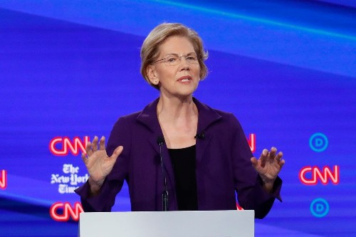 The Democratic debates haven't changed much? Oh, yes they have.