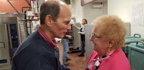 A 95-year-old woman was swindled out of nearly $18,000. Local towns rallied and got her money back.