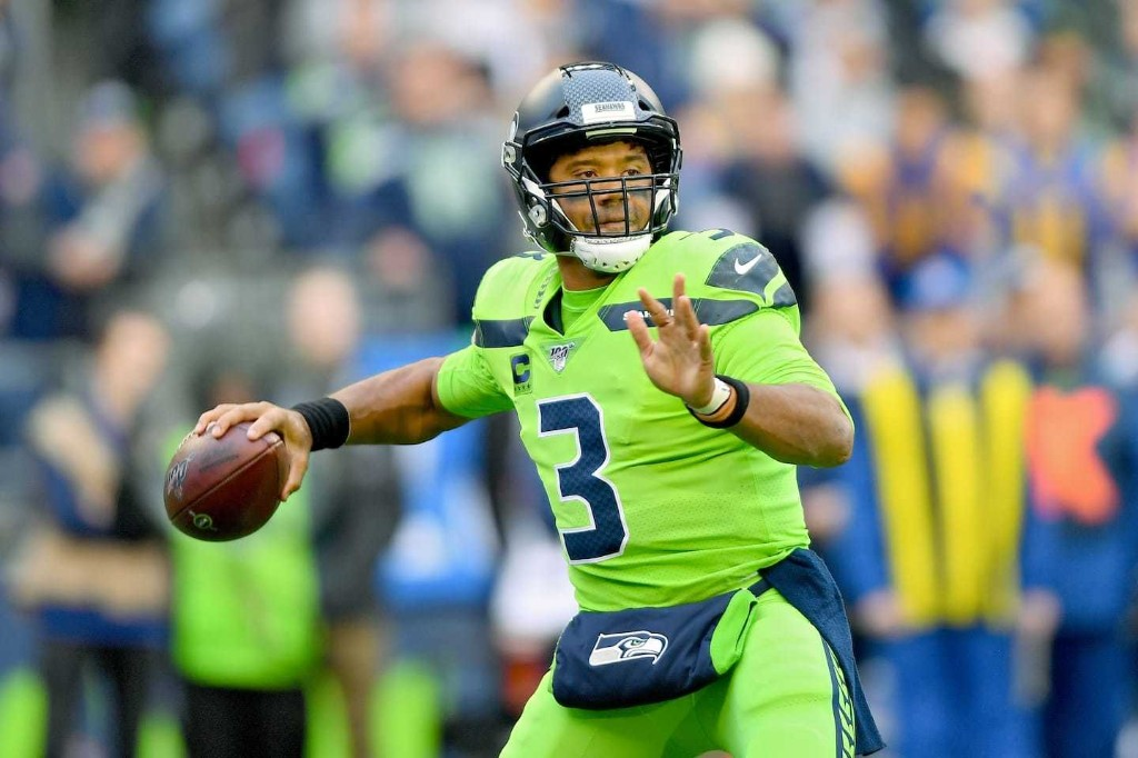 Russell Wilson is the best franchise quarterback in the NFL
