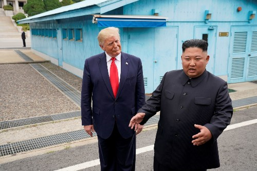 North Korea snubs Trump, saying he hasn't earned a new summit to 'brag about'