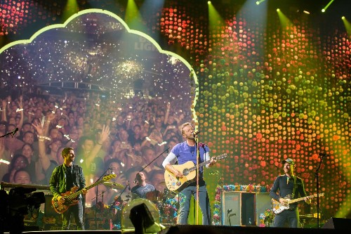 Coldplay won't tour until it figures out how to stage environmentally beneficial concerts