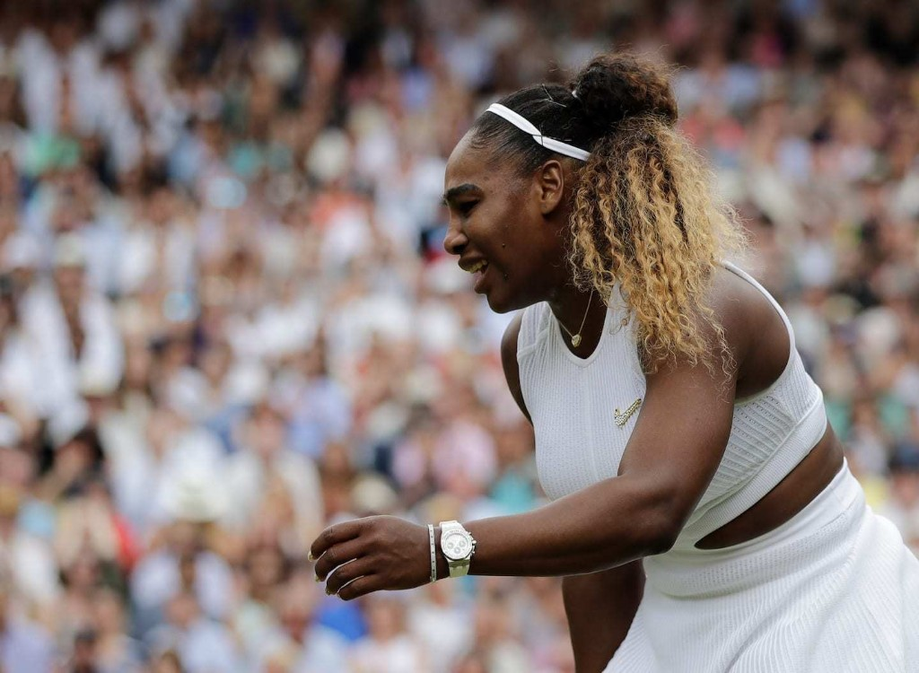 Serena Williams finds her path to history narrowing to a tightrope