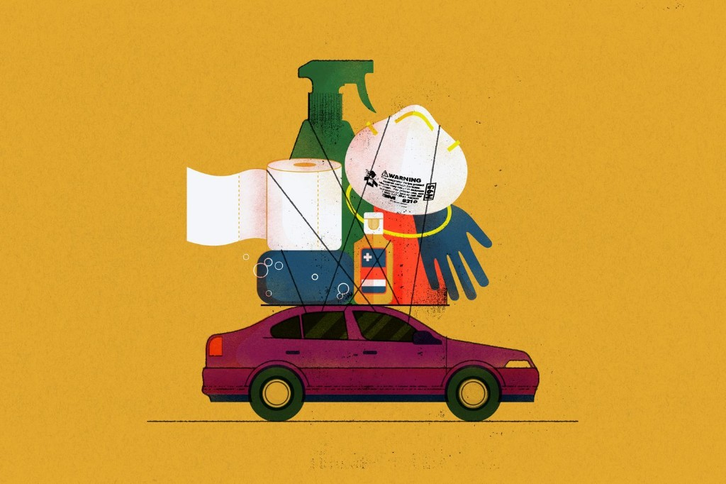 Your guide to the perfect road trip - cover
