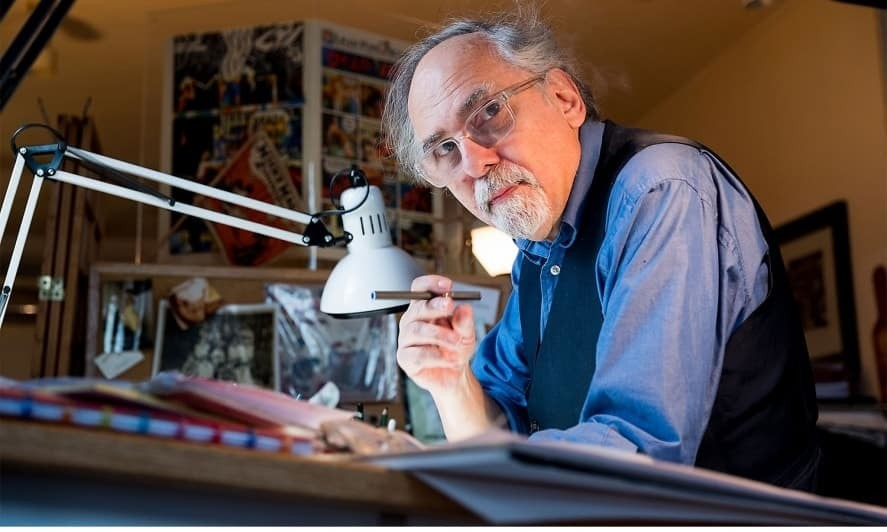 'Maus' creator Art Spiegelman is the first comic artist to receive the MacDowell Medal