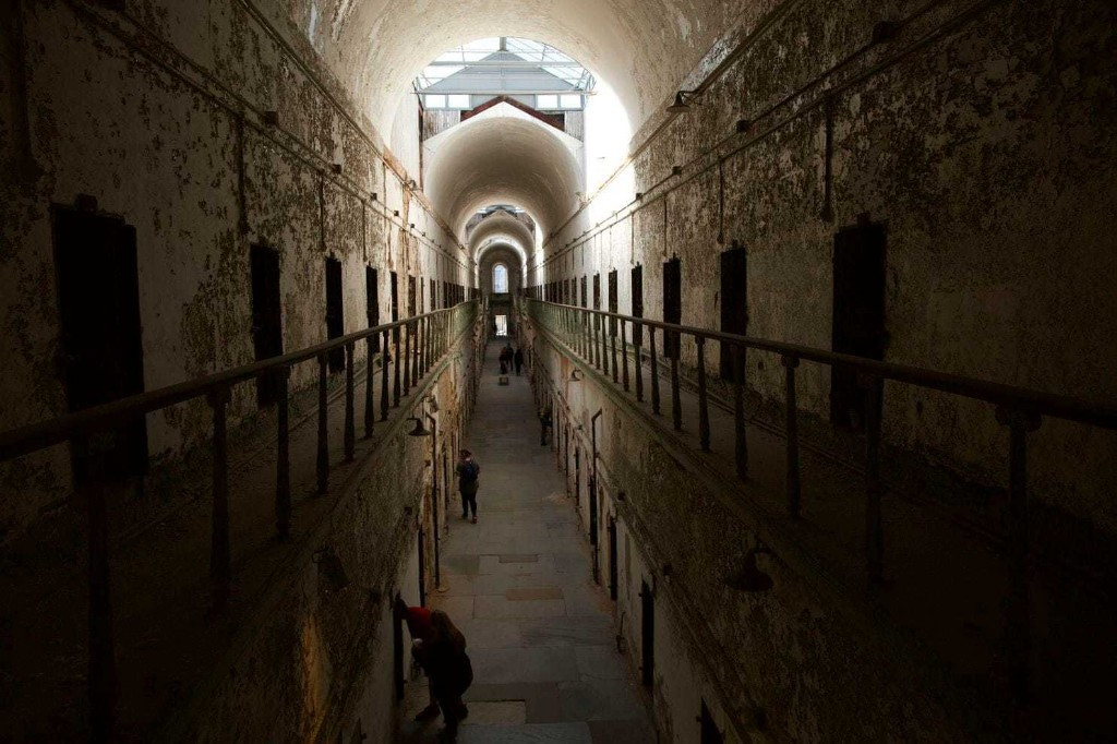 Unlocking the world's first true penitentiary, a place designed to inspire regret