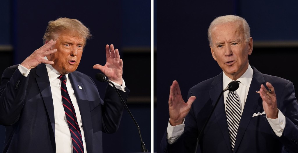 Lost in translation: The U.S. presidential debate in Japan