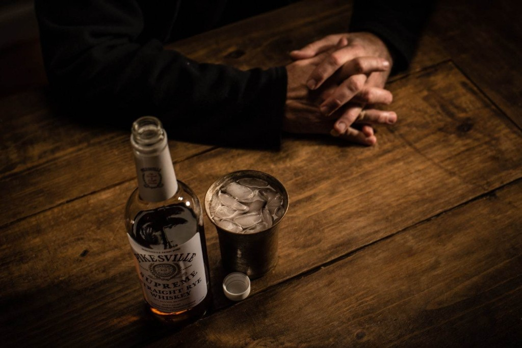 Whisky - Magazine cover