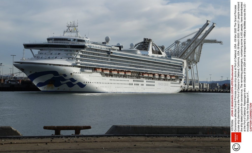 Grand Princess passengers were quarantined on bases. How many actually have coronavirus will remain a mystery.