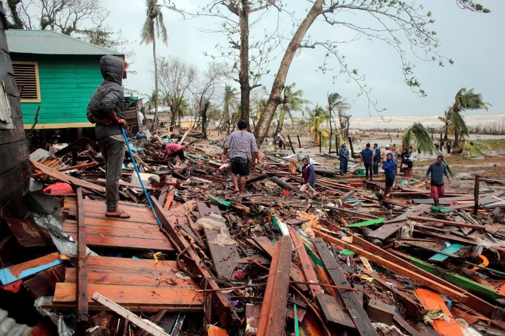 Slew of rapidly intensifying hurricanes portends trouble in a warming world