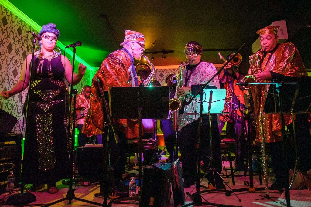 Marshall Allen is 96 years old and still leading one of the most visionary jazz groups of all time