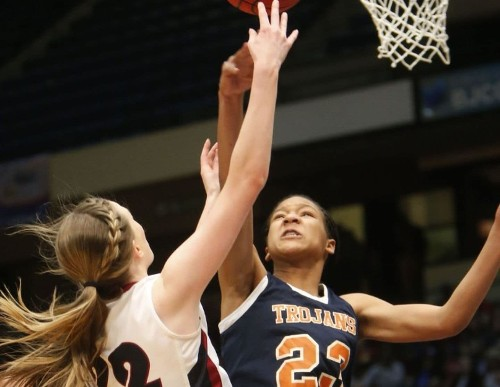 This high school star lost her eligibility because of Team USA's mistake. The state refuses to budge.
