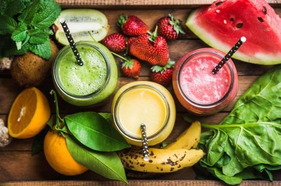 Juicing & Smoothies cover image