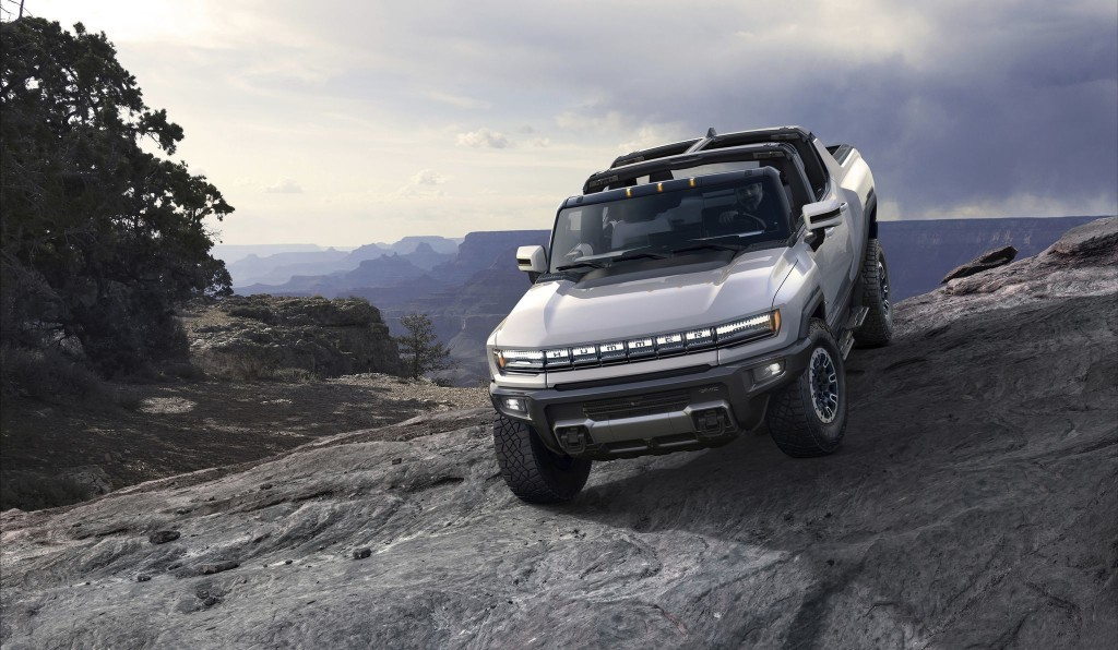 GM hopes its electric Hummer 'supertruck' can win over traditional truck buyers