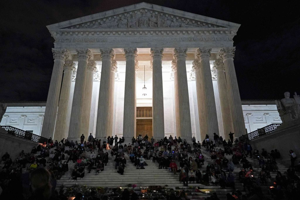 This is the Supreme Court's tipping point