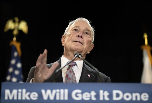 How Michael Bloomberg could win
