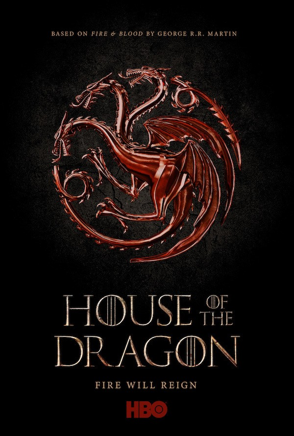 House of the Dragons Likely to Air 2022