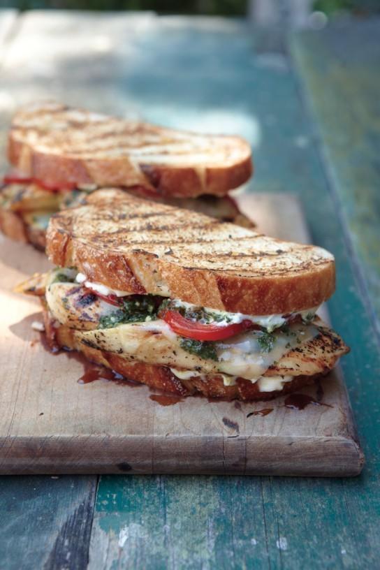 Sandwiches - Magazine cover