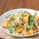 Chicken and Mango Salad with Chutney Vinaigrette