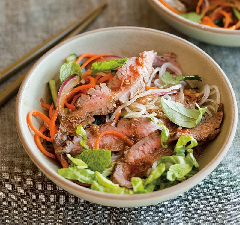 Vietnamese Flank Steak Salad | Williams-Sonoma Taste