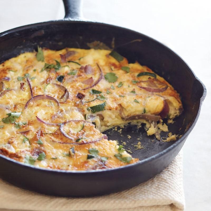Zucchini Frittata Recipe | Williams-Sonoma Taste