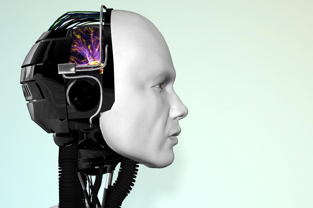 Robotica - Magazine cover