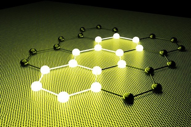 'Super batteries' to be 3D printed from graphene ink