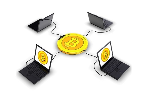 Bitcoin Bolt - Magazine cover