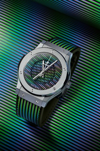 Timepieces - Titel