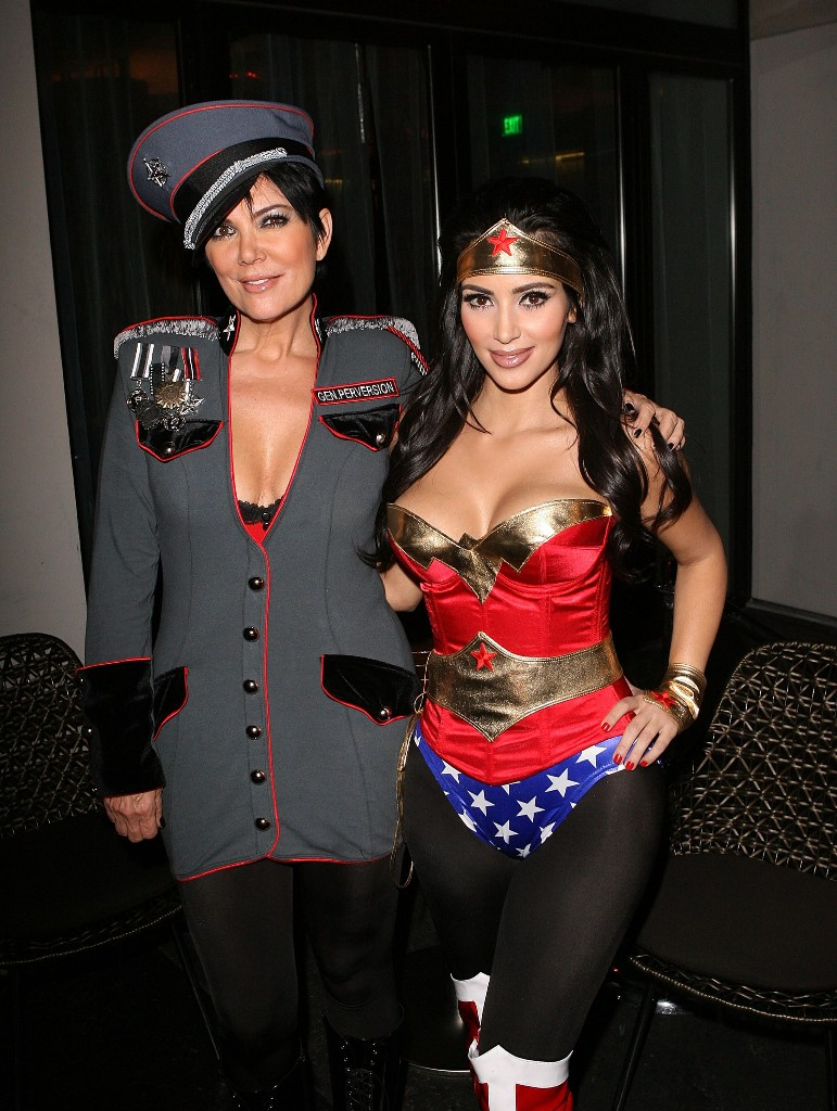 Kim Kardashian's Best Halloween Costumes Through the Years