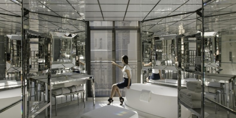 From Venice to Dubai, the World's Most Luxurious Hotel Bathrooms