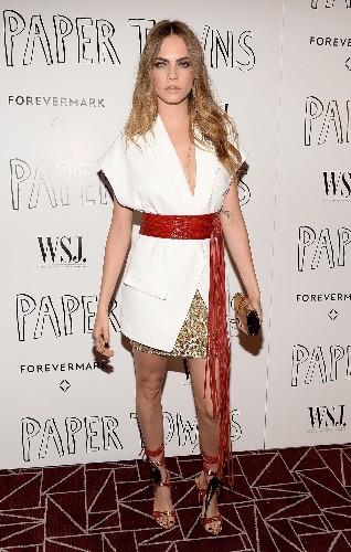 Cara Delevingne Nails the Actress-Slash-Model Look