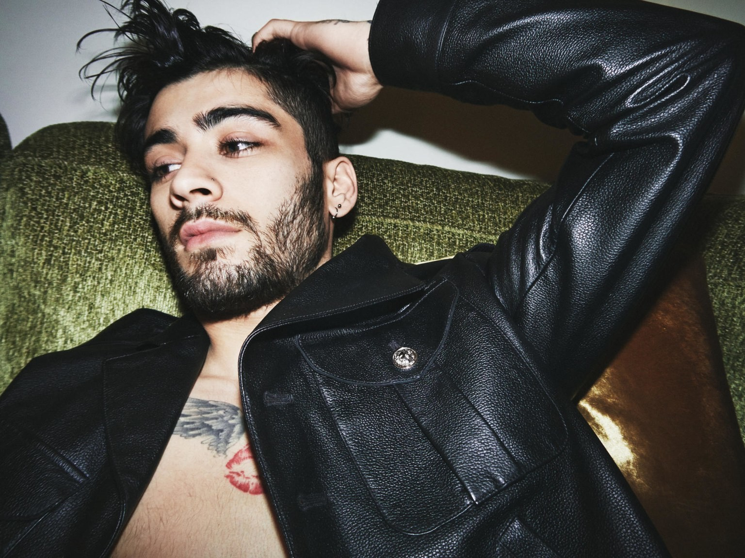 Zayn Is Rising - cover