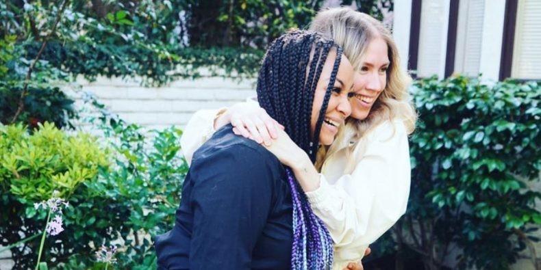 Surprise Joy: Raven-Symoné Had a Socially Distanced Wedding
