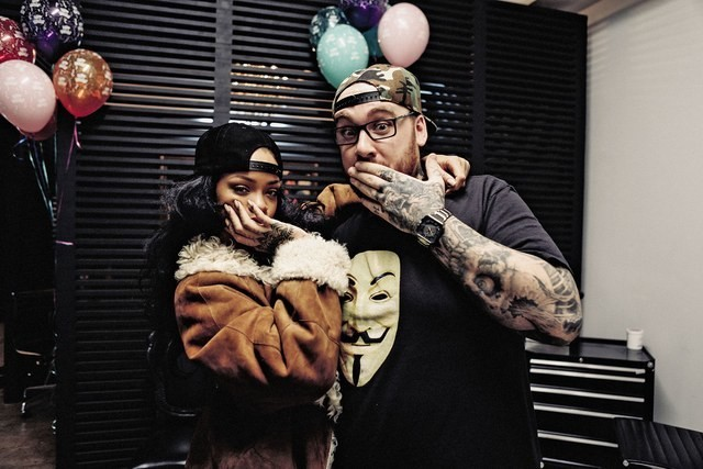 Rihanna and Justin Bieber's Favorite Tattoo Artist Bang Bang on His New Book